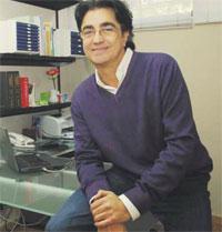 Doctor Antonio Callizo, director del Instituto Murciano de Fertilidad (Imfer)
